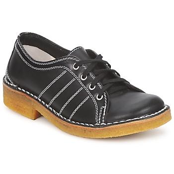 Sapatos Homem Sapatos Swedish hasbeens BIG BABY Preto