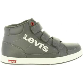 Sapatos Criança Sapatilhas de cano-alto Levi's VGRA0011S GRACE Gris