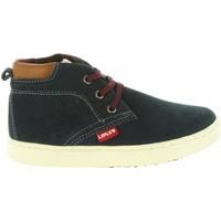 Sapatos Criança Botas baixas Levi's VCAM0001L CAMBRIDGE Azul