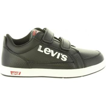 Sapatos Criança Sapatilhas Levi's VGRA0012S GRANIT Negro