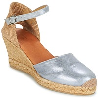 Sapatos Mulher Sandálias Betty London CASSIA Prata