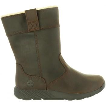 Sapatos Criança Botas Timberland A1R4R METROROAM Marrón