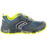 Sapatos Criança Sapatilhas Geox J8444A 0BU11 J ANDROID Azul