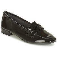 Sapatos Mulher Mocassins André NEMOURS 2 Preto