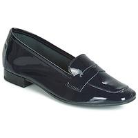 Sapatos Mulher Mocassins André NEMOURS 2 Marinho