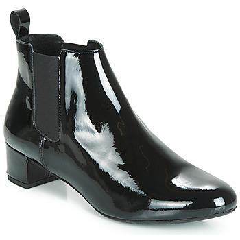 Sapatos Mulher Botas baixas André PAOLA Preto