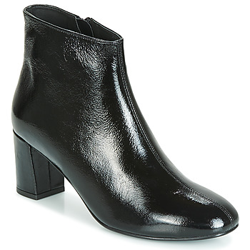 Sapatos Mulher Botas baixas André PALOMA Preto