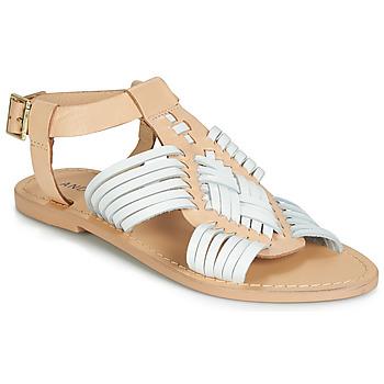 Sapatos Mulher Sandálias André NIRVANA Branco