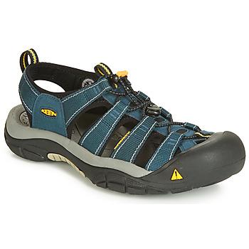 Sapatos Homem Sandálias desportivas Keen NEWPORT H3 Marinho