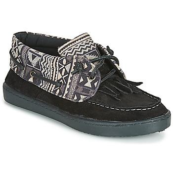 Sapatos Mulher Sapatilhas André MARGUERITE 8 Preto