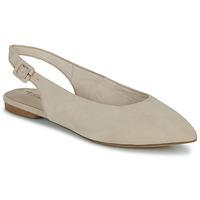 Sapatos Mulher Sandálias Tamaris MALOU Bege