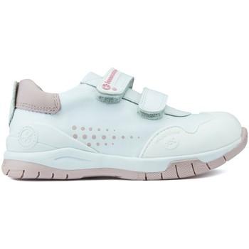 Sapatos Criança Sapatilhas Garvalin Calçado BIOMECÂNICO ANDY ROSA_BLANCA