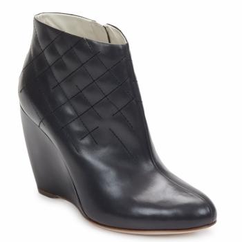 Sapatos Mulher Botas baixas Rupert Sanderson GLEN Cinza