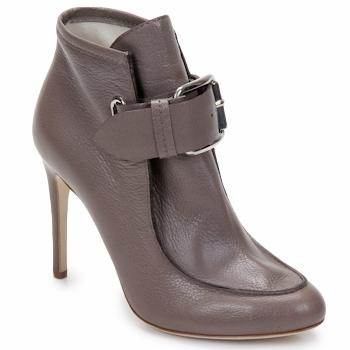 Sapatos Mulher Botas baixas Rupert Sanderson FALCON Castanho