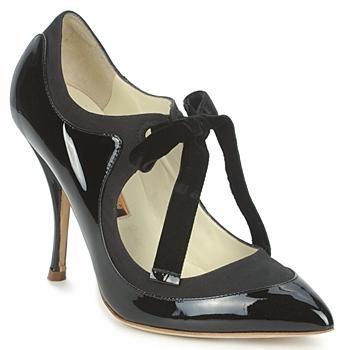 Sapatos Mulher Escarpim Rupert Sanderson BLAZE Preto