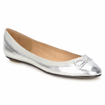 Sapatos Mulher Sabrinas Buffalo BABY BILL Prateado
