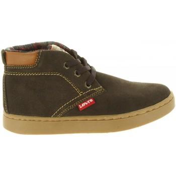 Sapatos Criança Botas baixas Levi's VCAM0001L CAMBRIDGE Marrón