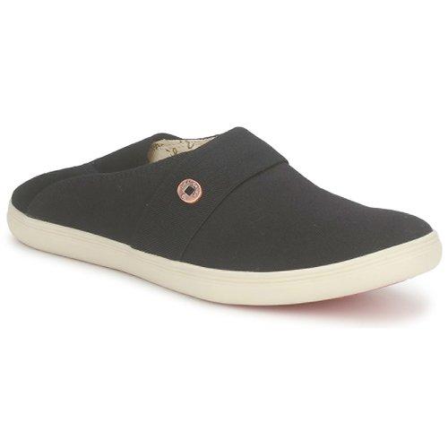 Sapatos Slip on Dragon Sea XIAN TOILE Preto