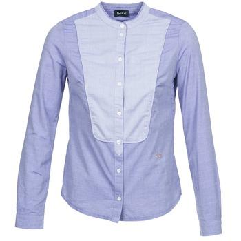 Textil Mulher camisas Kookaï BELDOU Azul