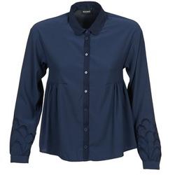 Textil Mulher camisas Kookaï QUELATE Marinho