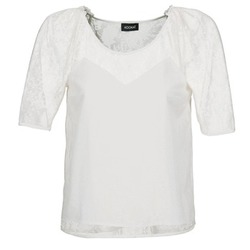 Textil Mulher Tops / Blusas Kookaï BASALOUI Branco