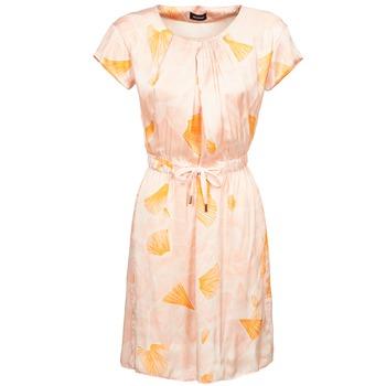 Textil Mulher Vestidos curtos Kookaï VOULATE Rosa / Amarelo