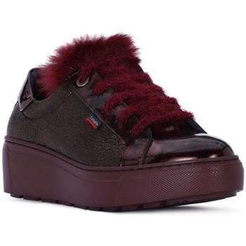 Sapatos Mulher Sapatilhas CallagHan PANDORA MOON LINE Rosso