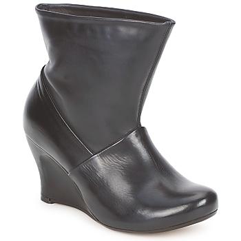 Sapatos Mulher Botins Vialis SILINI Preto