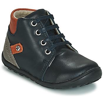 Sapatos Criança Sapatilhas de cano-alto André BAMBIN Marinho