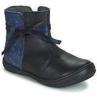 Sapatos Rapariga Botas baixas André FLOTTE Marinho