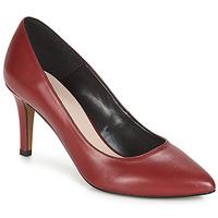 Sapatos Mulher Escarpim André ADRIENNE Vermelho
