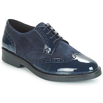 Sapatos Mulher Sapatos André CASPER Marinho