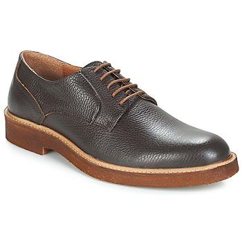 Sapatos Homem Sapatos André MAUI Castanho