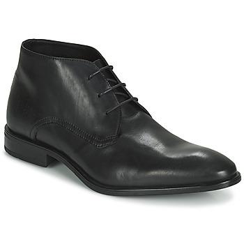Sapatos Homem Botas baixas André CROWE Preto