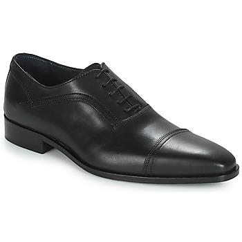 Sapatos Homem Richelieu André JOHN Preto