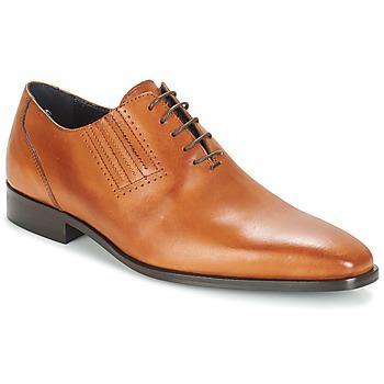 Sapatos Homem Richelieu André PRINCE Camel