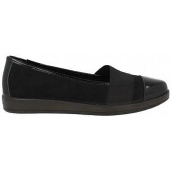Sapatos Mulher Mocassins Momem 00346 Preto