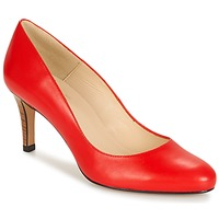 Sapatos Mulher Escarpim Betty London AMUNTAI Coral
