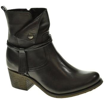 Sapatos Mulher Botins Cumbia 31084 preto