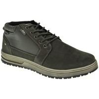 Sapatos Homem Sapatilhas de cano-alto Xti 48195 Gris