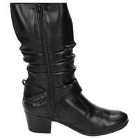 Sapatos Mulher Botas Aback  Preto