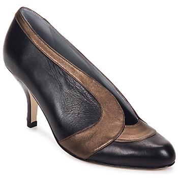 Sapatos Mulher Escarpim Fred Marzo MADO BOOT Brilhante / Bronze