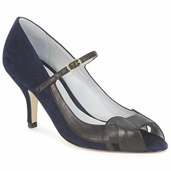 Sapatos Mulher Escarpim Fred Marzo MADO BAB'S Preto