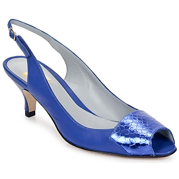 Sapatos Mulher Sandálias Fred Marzo LILI SLING Azul elétrico