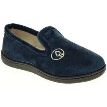 Sapatos Rapaz Chinelos Roal 12202 Azul