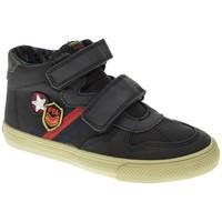 Sapatos Rapaz Sapatilhas de cano-alto Pablosky 952320 Azul
