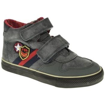 Sapatos Rapaz Sapatilhas de cano-alto Pablosky 952340 Gris