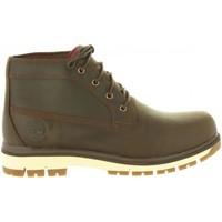 Sapatos Homem Botas Timberland A1UOW RADFORD Marrón