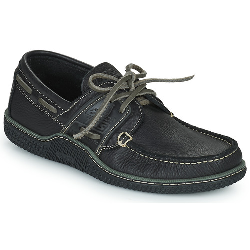 Sapatos Homem Sapato de vela TBS GLOBEK Preto