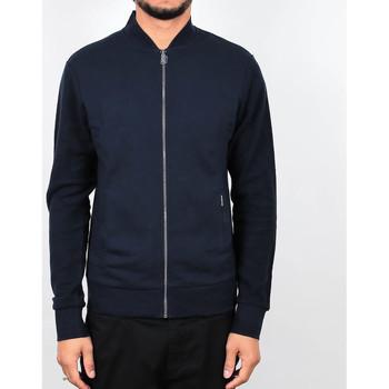 Textil Homem Casacos  Ben Sherman Herringbone Tipped Zip Jacket 19